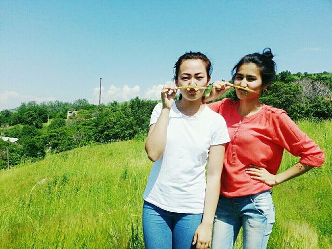 Friends ❤ дружба красота лучшиемоменты Happiness ♡ Nature фотопамять Forever In Memory School Friends Природа