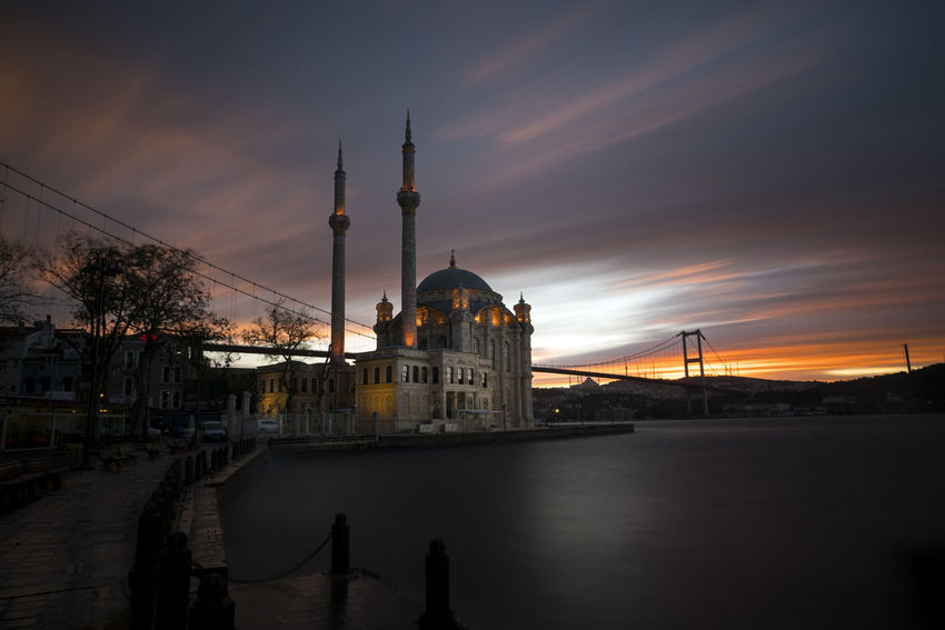 15temmuzşehitlerköprüsü EyeEm Best Shots ILoveMyCity Landscape_Collection Sunlight Bosphorus, Istanbul Landscape Landscape_photography Landscapes Longexposure Longexposurephotography Mosque Ortaköy Mosque Ortaköycamii Seascape Sunlight And Shadow Sunset This Morning