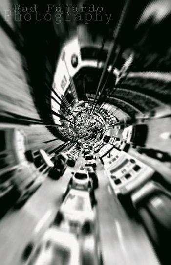 The Illusionist Streetphoto_bw