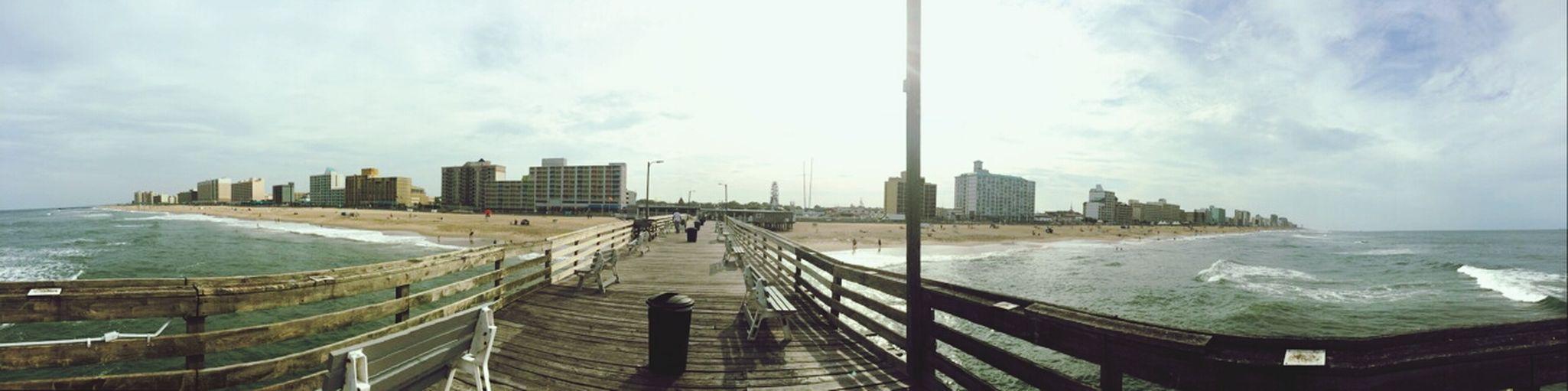 I miss Virginia Beach! I miss the sun and the real beach.