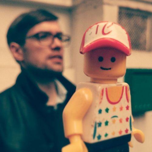 Happy Birthday @tazaldoo Berlintourist Berlin Tazaldoo Tame LEGO Startup