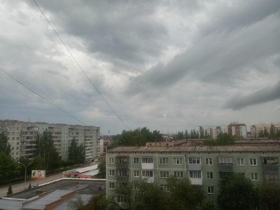Cloud - Sky Cityscape Sky Day City Nature