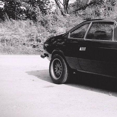 Goodmorning Backview Vintagecar Lancia altendorfer signature Custom BuiltNotBought