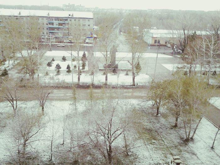снова зима, весной...ээх(((