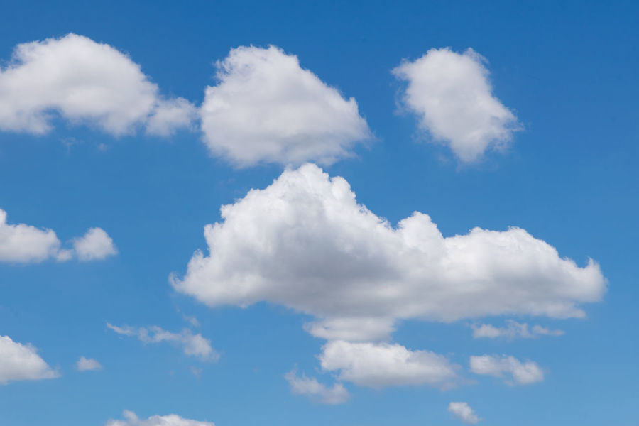 Sky, clouds, beautiful Backgrounds Beauty In Nature Blue Cloud Cloud - Sky Cloudscape Cloudy Cumulus Cloud Day Full Frame Idyllic Low Angle View Majestic Nature No People Outdoors Scenics Sky Sky Only Softness Tranquil Scene Tranquility Weather White White Color