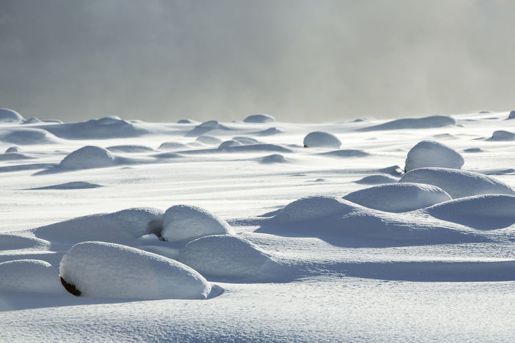 Beauty In Nature Cold Temperature Day Freshness Iceland Iceland Memories Iceland Trip Iceland_collection Landscape Nature No People Outdoors Sky Snow Snow Bumps