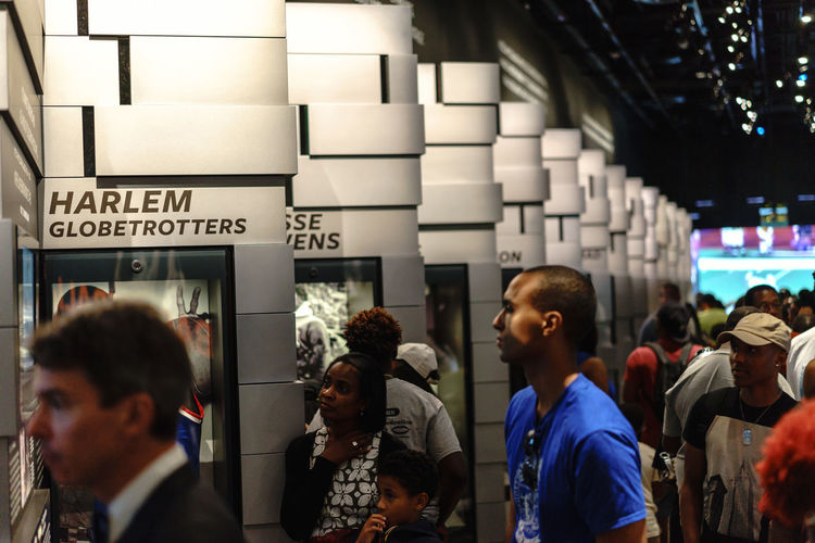Beautiful Black Black Power Civil Rights  Communication Crowd Day Fight Free Freedom History Indoors  Large Group Of People Men National Museum Of African American History And Culture People Real People Slavery Smithsonian Standing Text Washington Washington, D. C. Woman Women
