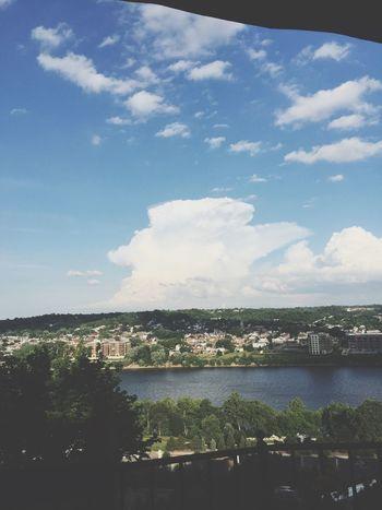Great storm cloud! First Eyeem Photo