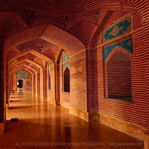 Thatta Shahjahanmosque MughalEra Mosque Doors Sind Cultural Heritage Ghalibhasnainphotography