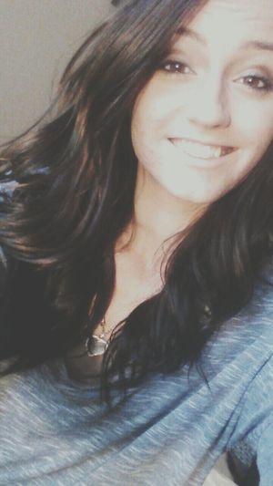 Selfie Smiling Happy Good Hair Day