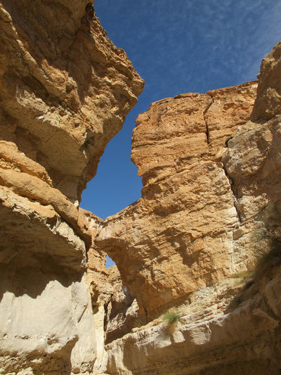 Tunisia travel holidays Rock Formation Rock Rock - Object Solid Physical Geography Geology Mountain Sky Low Angle View Nature Beauty In Nature Tranquility Scenics - Nature No People Day Cliff Travel Destinations Non-urban Scene Eroded Tranquil Scene Outdoors Formation Arid Climate Climate