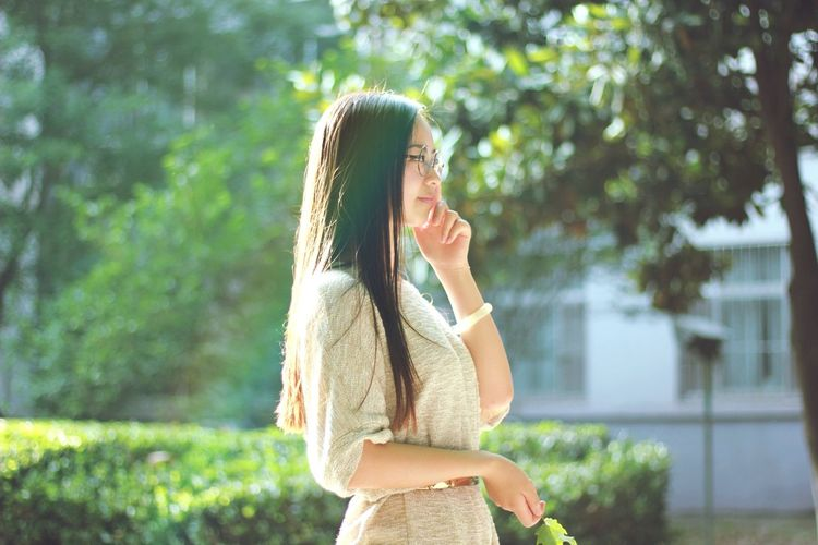 Nanjing NUIST Fresh On Eyeem  Feel The Journey Original Experiences Summer2016 毕业季 Shadowgraph Portrait Natural Light Portrait Showcase June Fine Art Photography People And Places Always Be Cozy My Year My View