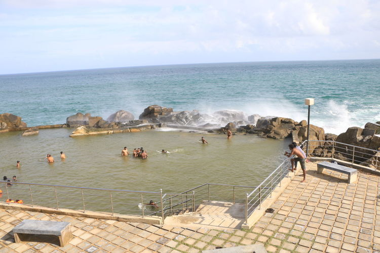 Sea pool BarthDay Fun Time Natural Pool Ocean Pool Pool Fun  Pool Time Sea Sea Pool