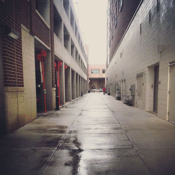 Back Alley Vanishing Point Taking Photos Android Photos Samsungphotography Samsung Cam
