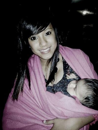 Baby Kenia && Me