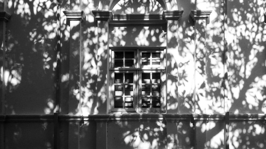 Light And Shadow Blackandwhite Old Window Penang Georgetown Somewhere Something Special Streetphotography Something Check This Out Hello World
