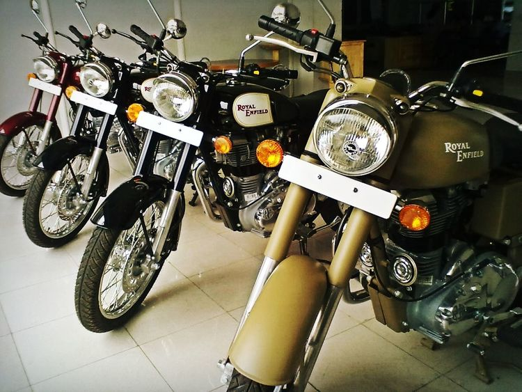 Royal Enfield... Taking Photos Bikes Check This Out Mobile Shots