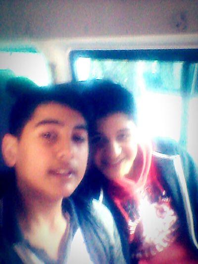 Ben ve kardeşim First Eyeem Photo