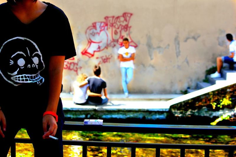 Urban culture. Real People Lifestyles UrbanCulture Cheapmonday TBT  Teenager
