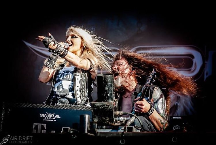 DORO Wacken Open Air Doro Pesch Doro Music Photography  Wackenopenair2018 Music Festival Festival Photos Concert Photography Concert Festival Photography Festival Photos Arts Culture And Entertainment People Adult Music Young Adult Women Indoors  Young Women Performance Long Hair Portrait