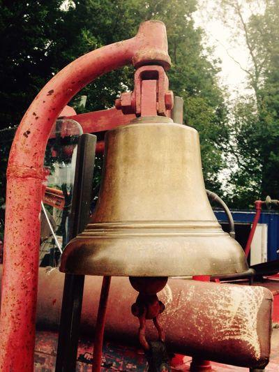 EyeEm Best Shots IPhoneography Bell Firetruck Vintage Cars