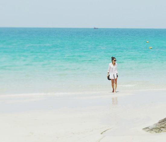 Sames Island Thailand Beach Beach Life