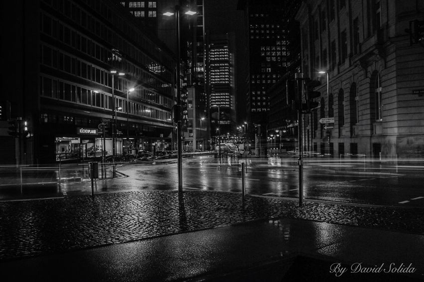 Frankfurt am Main Architecture Night City Photography Canonphotography