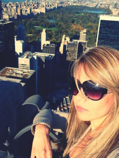 Top of The rock !!!