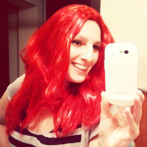 Redhead. Aber
