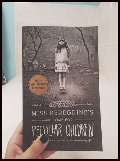 ayy lmao Miss Peregrine's Home For Peculiar Children Hella Creepy Also Hella Cool Tho