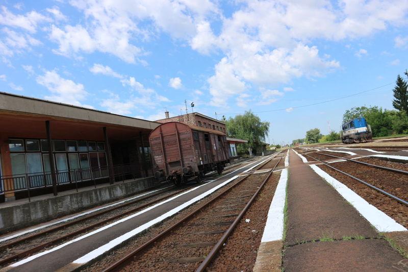Canon M10 Gyula Railway Station Hidden Gems  Transportation
