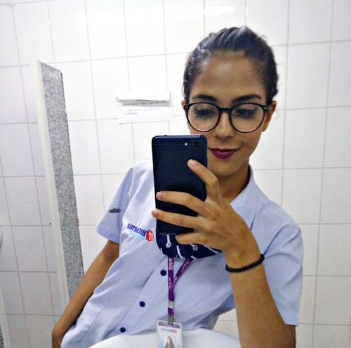 Wireless Technology Eyeglasses  Technology Communication Bathroom Reading Glasses Working Front View