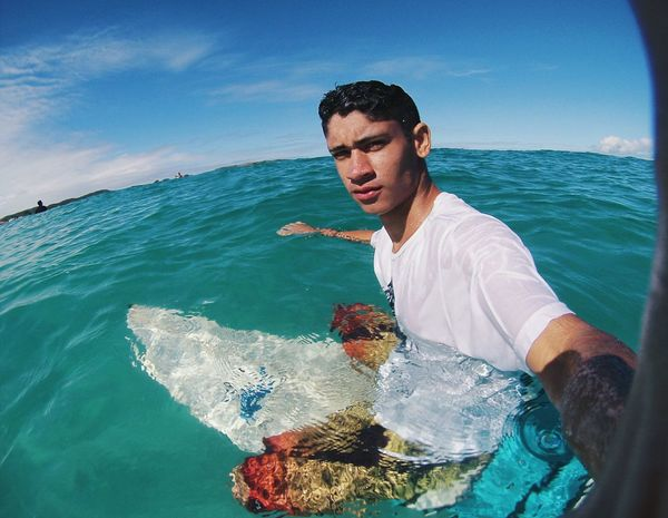 I love do it! Second Acts EyeEm Selects Sea Surf Surfing Beach Gopro Goprooftheday