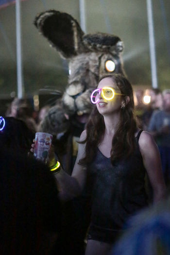 Scenes from the 2016 Latitude festival in Southwold, Suffolk. Dance Dancing Enjoying Life Festival Focus On Foreground Girl Illuminated Latitude Latitude Festival Latitudefestival Leisure Leisure Activity Lifestyles Luminous Luminous Glasses Moonlight Nap Outdoors Rave Relax Relaxation