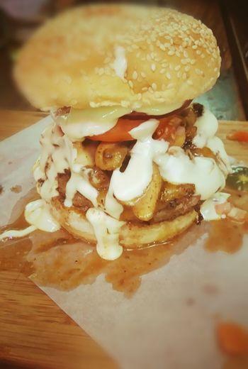 Hamburger Soulfood Happytimes