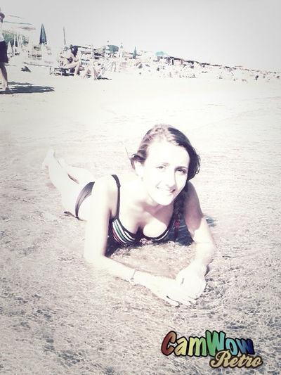 Circeo beach