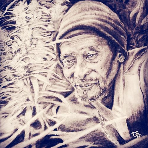 Commision Pencil Drawing ArtWork