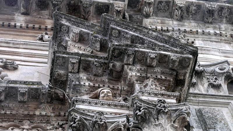 Architecture Building Exterior Chiesa Di San Sebastiano Città Barocche Della Val Di Noto Elementi Architettonici No People Outdoors Palazzolo Acreide Religious Architecture Sicilia Siracusa Sicily Stile Barocco Travel Destinations UNESCO World Heritage Site