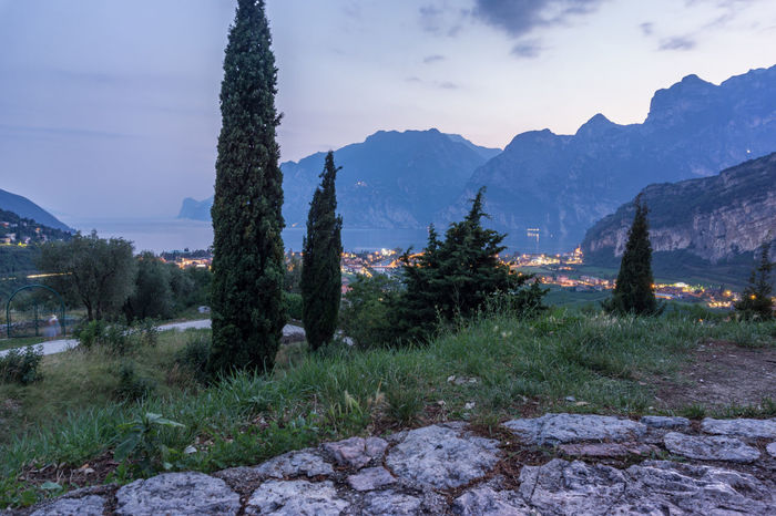 italia Italia Italie Italien Lago Di Garda Panorama Beauty In Nature Day Field Grass Growth Italy Italy❤️ Italy🇮🇹 Landscape Mountain Mountain Range Nature No People Outdoors Plant Scenics Sky Tranquil Scene Tranquility Tree