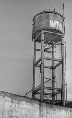 Water Tower Blackandwhite Beauty Of Decay Shootermag