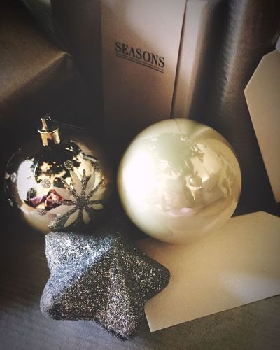 Handmade For You Indoors  No People Christmas Decoration Close-up Christmas IPhoneography Christmas Ornament Freshness Day Christmas Gift The Still Life Photographer - 2018 EyeEm Awards