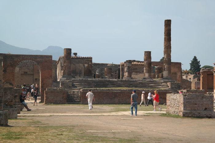 Scavi di Pompeii Ancient Civilization Ancient Rome Arch Column Meet Rome Old Ruin Pompeii  Religion ScaviDiPompei