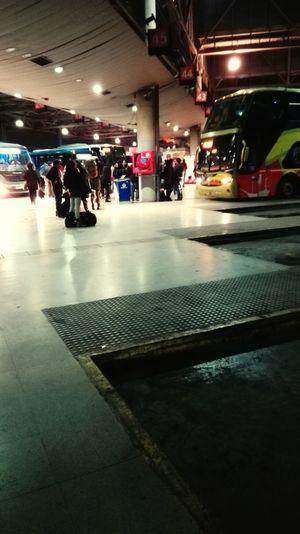 San Borja Terminal, Central Estation First Eyeem Photo