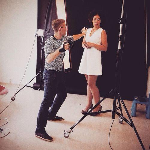 Модель Карина. Фото для рекламных интернет - постеров бижутерии. Studio Model Advertising Taking Photos Fashion VSCO Portrait Aabaturoff Фотосессия