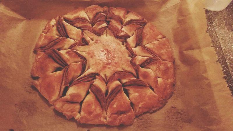 ?Yummy Bakingtime Nutella Kuchen