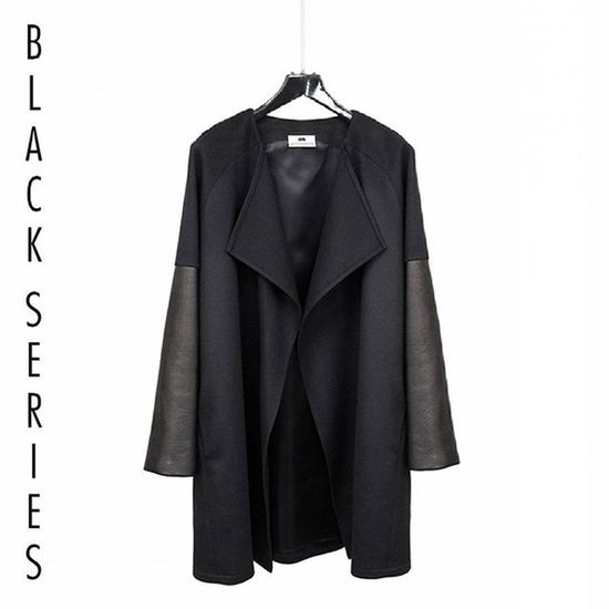 Altendorferstudios fw15 coats - Handcrafted- 100% Italian wool /calf leather Blackcoats Fashion Coats Style Bcn BlackAndBlack Designer  Fashion Style Collection Newcollection Madeingermany Fall Follow FW15 Blackseries Handcrafted Exclusive  Comingsoon