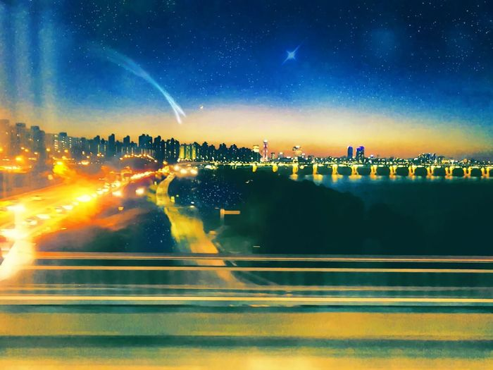 Han River In Subway Everfilter