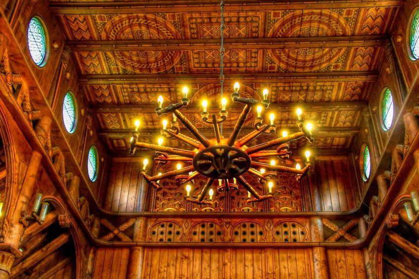 Inside Woodenchurch GustavAdolfStaveChurch Gustavaldolfstabkirche Hahnenklee Beautiful Church Woodenceiling Hdr_Collection Hdrphotography Hdroftheday HDR Picoftheday