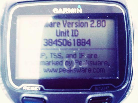 neue Garmin Firmware für den 910XT. ob damit Multisport aufzeichnungen wieder funzen? #triathlon