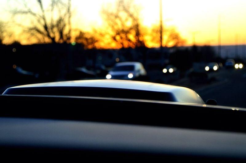 Sunset Wanderlust Life In Motion American Dusk